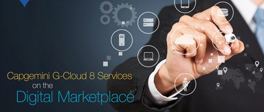 Capgemini G-Cloud 8 Services on the Digital Marketplace