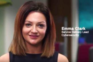 Emma Clark – Service Delivery Lead, Cybersecurity
