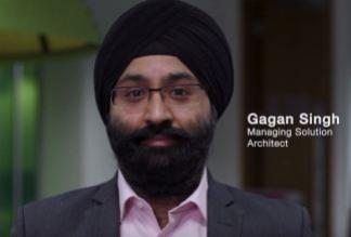 Gagan Singh – Managing Solution Architect
