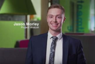 Jason Morley – Project Analyst