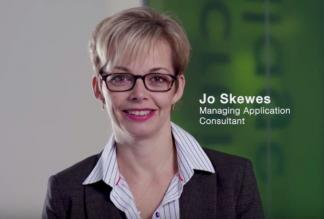 Jo Skewes – Managing Applications Consultant