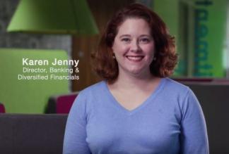 Karen Jenny – Director, Banking & Diversified Financials