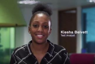 Kiesha Belvett – Test Analyst