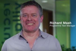 Richard Mash – Programme Test Manager