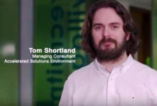 Tom Shortland – Managing Consultant, Accelerated Solutions Environment