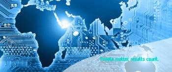 Maturing globalisation