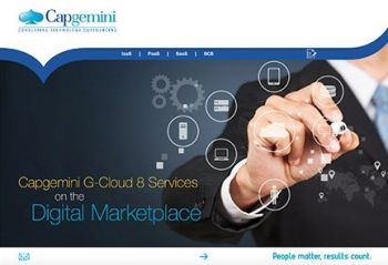 Capgemini G-Cloud Services