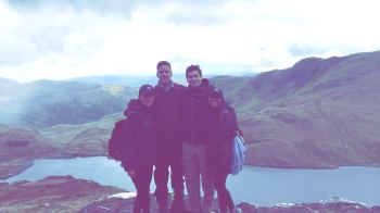 Graduate community climbs Snowdon for Capgemini's MoveFifty Campaign