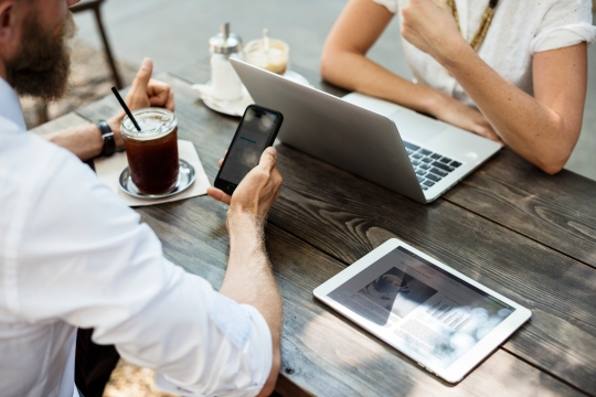 The rise of remote collaboration