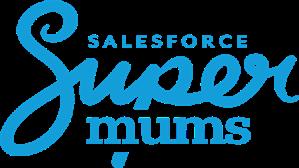 Salesforce Supermums Logo