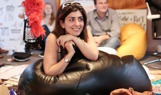 Capgemini's Anahita Mahmoudi is a TechWomen100 award winner