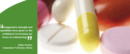 Outsourcing Platform and SAP Enable Rapid Growth through Acquisition for West-Ward Pharmaceuticals
