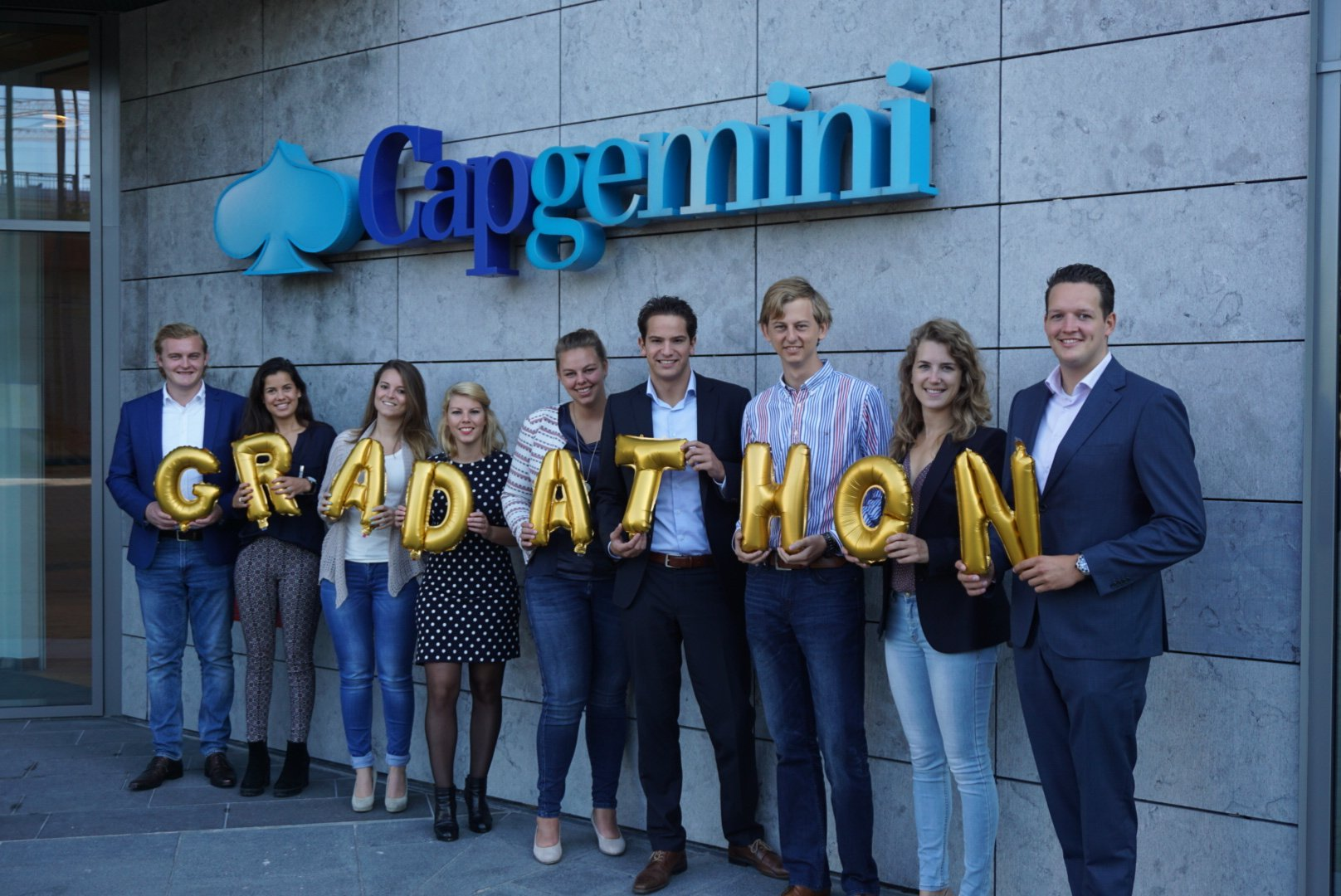 #Gradathon – an Exciting Journey to Start a New Career at Capgemini