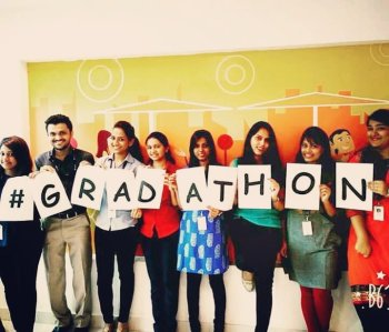 50 years old but young at heart – The Spirit of #Gradathon