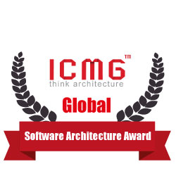 Capgemini named global winner of  the Architecture Excellence Award  for Transformation and Planning by iCMG