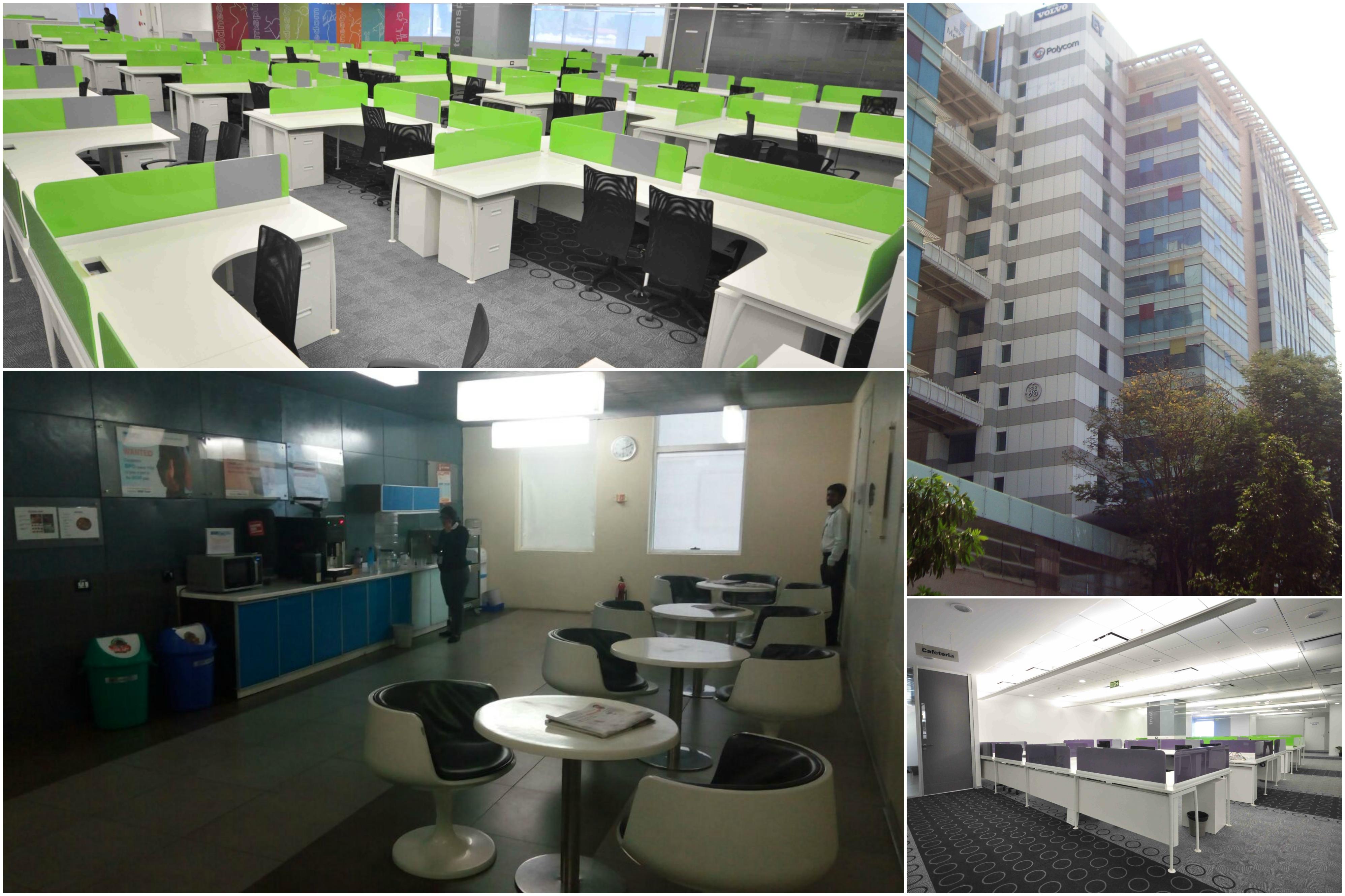 Explore more about our Bengaluru center offices – Capgemini