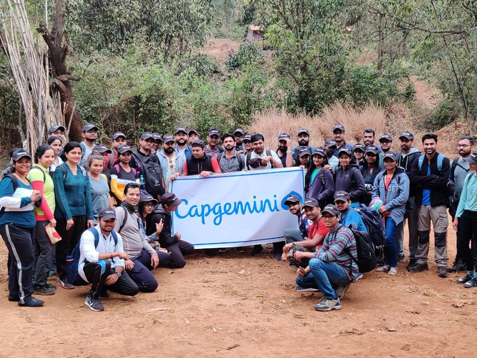 Capgemini Adventure Club Pune
