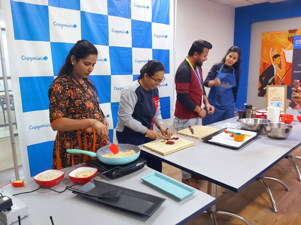 Healthy Food Cooking Workshop