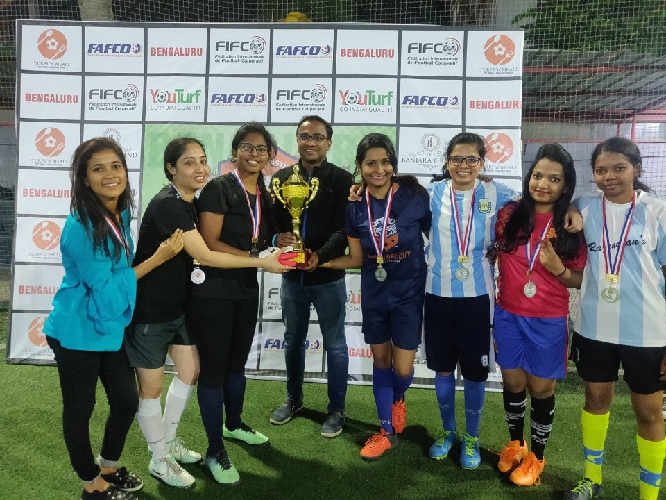 Women's Football Team