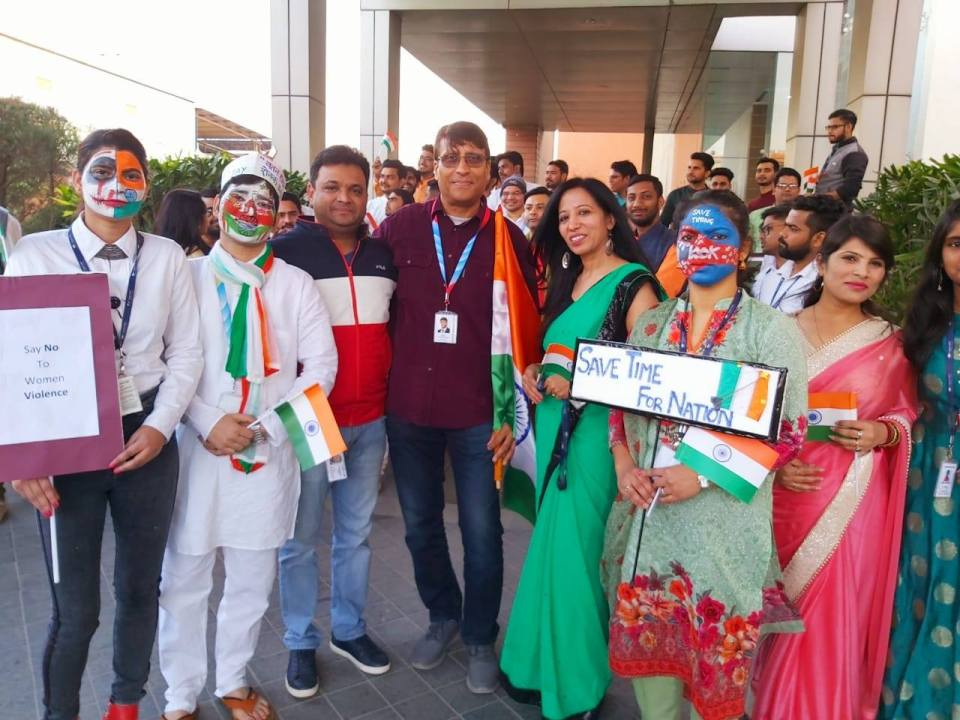 Capgemini Republic Day Celebrations