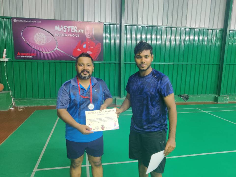 Corporate Badminton Tournament