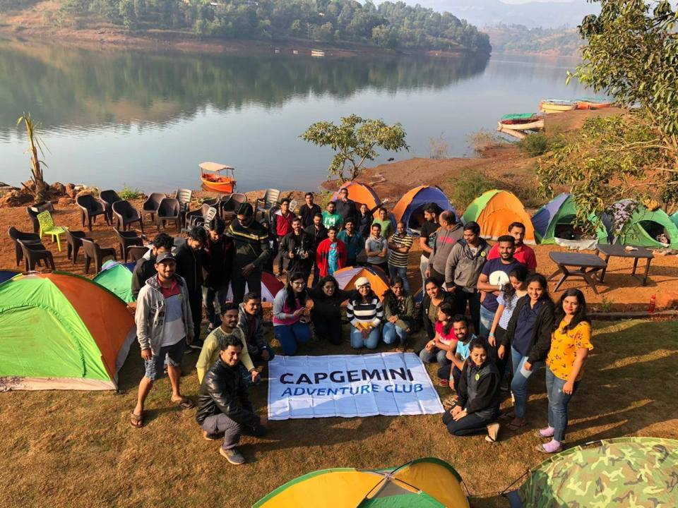 Vasota Camping & Trek - Capgemini Adventure Club