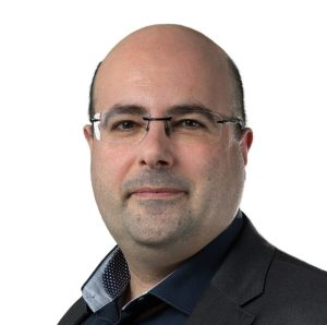 Manuel Sevilla, Chief Digital Officer, Capgemini's Business Services