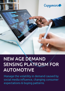 Demand Sensing Platform V02