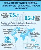 World Wealth Report 2017 Infographic