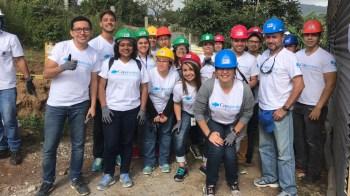 子どもの教育支援のため、グアテマラに学校を建設