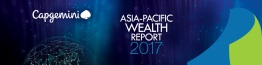 Capgemini's Asia-Pacific Wealth Report 2017: Asia-Pacific continues to dominate high net worth individual population and wealth