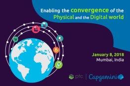 キャップジェミニ、PTCと連携して スマートコネクテッドプロダクトのためのCoEを開設