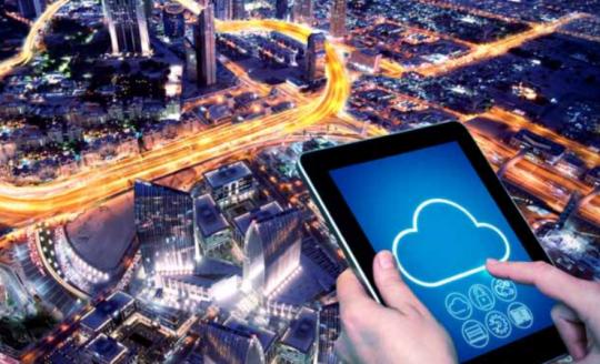 Geïntegreerde infrastructuur voor de digitale onderneming
