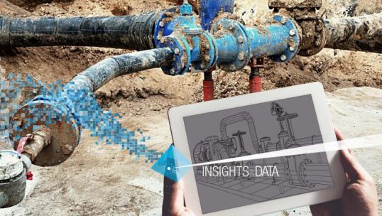 Slim drinkwaterbeheer dankzij bedrijfsgerichte analyses door Capgemini en IBM®