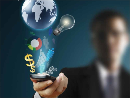 Digitale contactpunten voor financiële dienstverlening