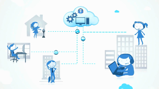 Odigo: de cloudgebaseerde oplossing voor beheer van de interactie met de klant in alle kanalen