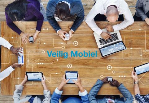 Voorkom datalekken met Veilig Mobiel