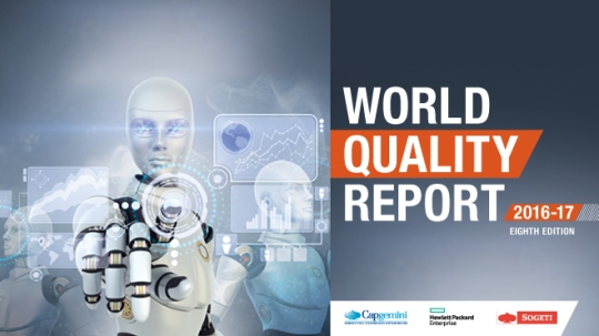 World Quality Report 2016-17