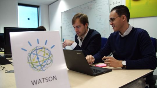 Capgemini Nederland CoZone: Artificial Intelligence