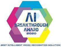 2020 AI Breakthrough Awards