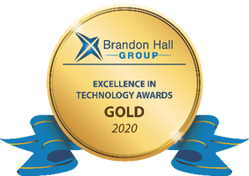 2020 Brandon Hall Group Excellence in Technology Awards
