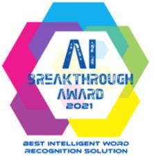 2021 AI Breakthrough Awards