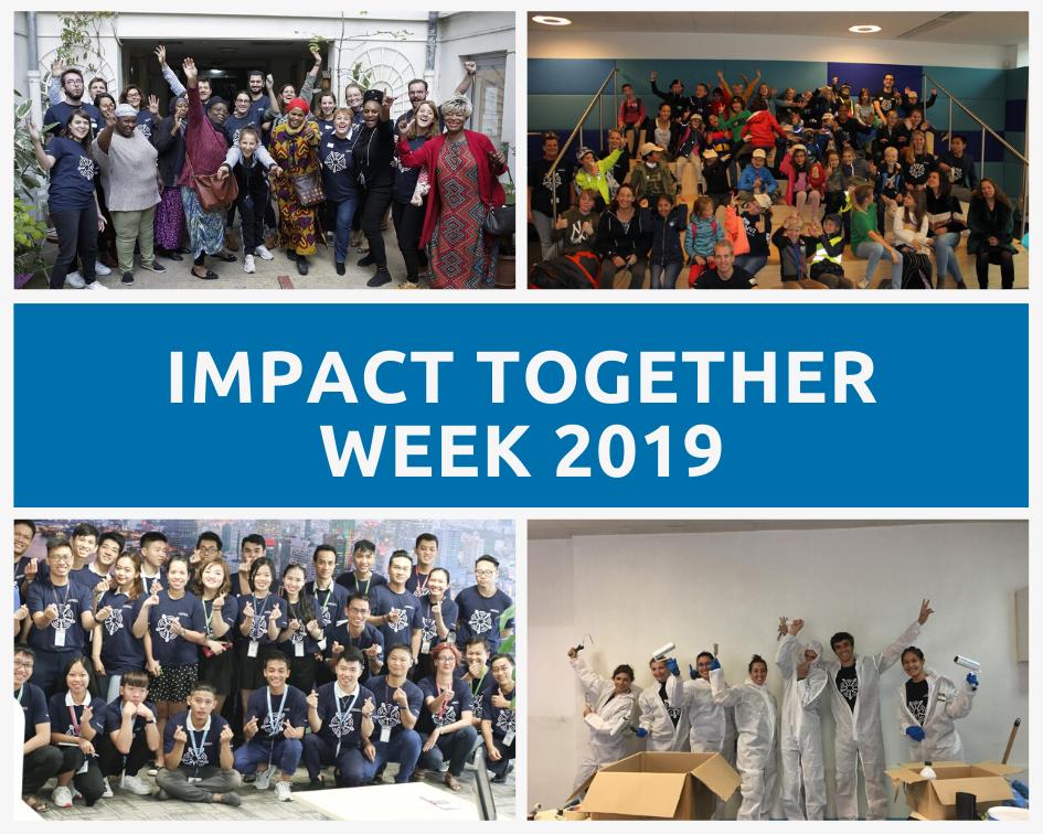 Impact Together Week 2019 | Capgemini CSR