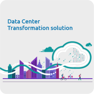 Data center transformation solution