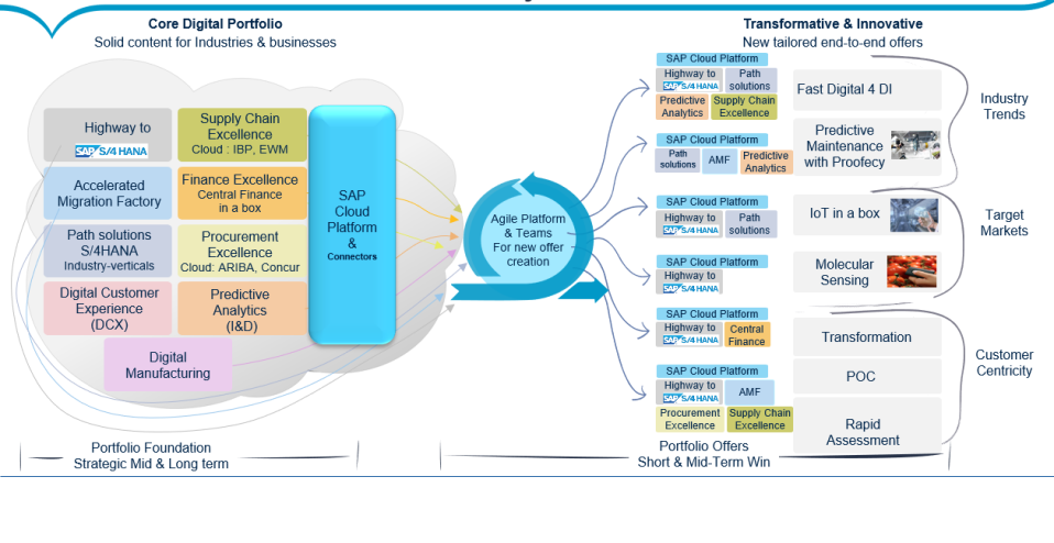 SAPLeonardo Innovation Strategy