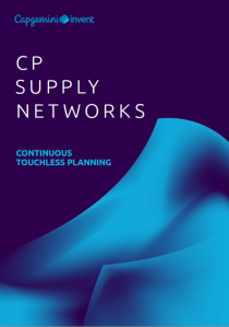 Continuous Touchless Planning