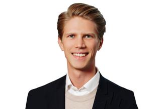 Patrik Mohlin, Consultant, People & Organization