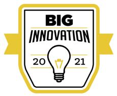 2021 BIG Innovation Awards – winning products