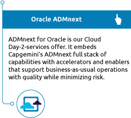 Oracle-ADMnext graph