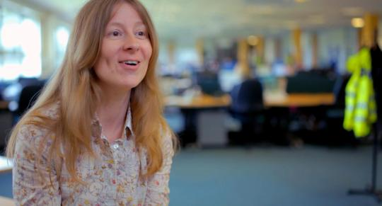 Doing more with less: A success story featuring Cheshire and Northamptonshire Police